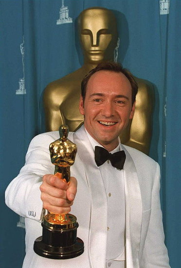Kevin Spacey, 1996.