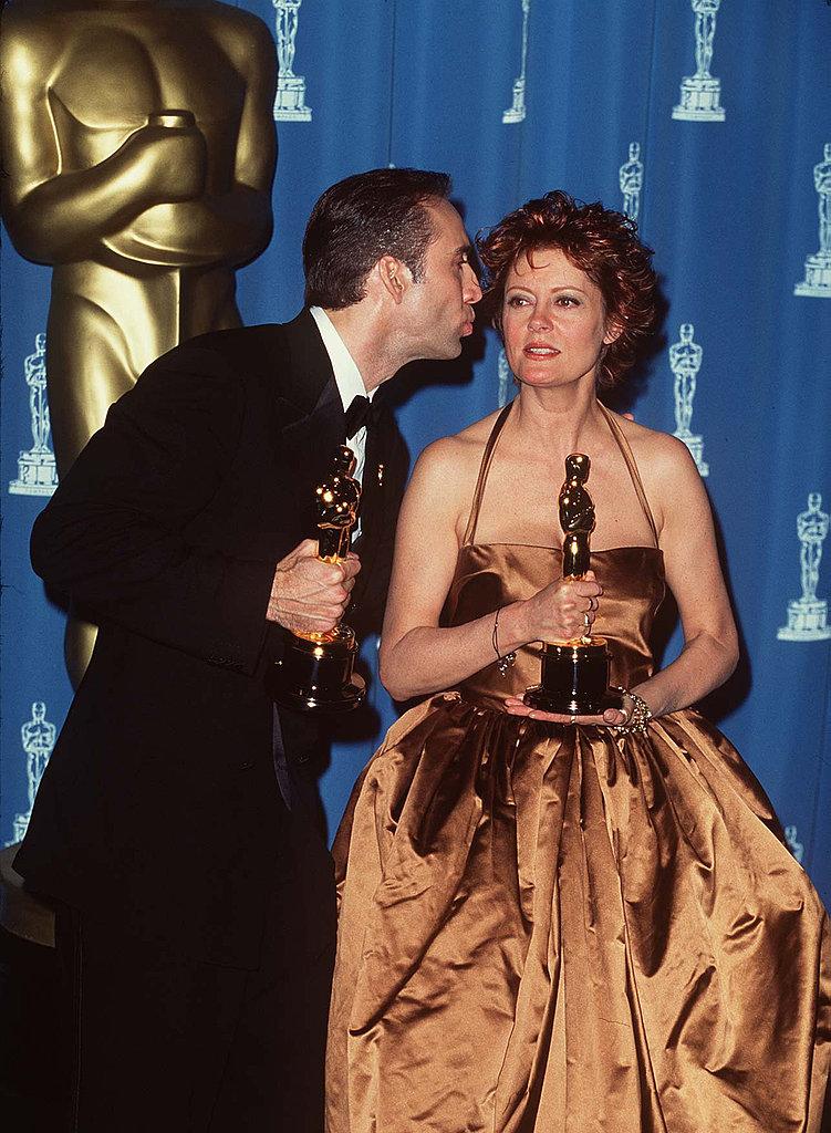 Nicolas Cage and Susan Sarandon, 1996.