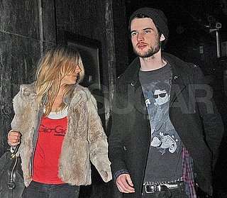 Pictures of Sienna Miller Hanging Out in London With Robert Pattinson's Best Friend Tom Sturridge