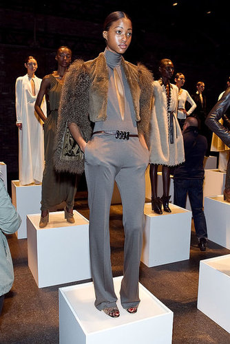 Fall 2011 New York Fashion Week: Halston