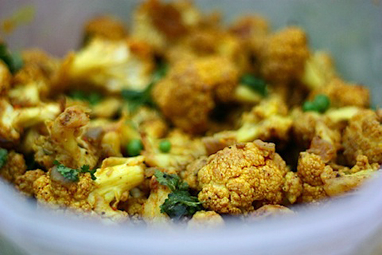 Cracklin' Cauliflower