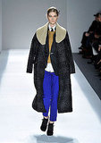 Fall 2011 New York Fashion Week: Yigal Azrouel