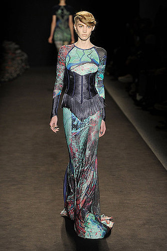 Fall 2011 New York Fashion Week: Jen Kao
