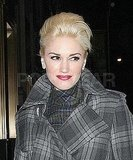 Gwen Stefani Preps For L.A.M.B. While Fashion Week Gets Ready to Wrap Up