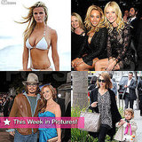Brooklyn Decker Bikini, Jessica Alba Pregnant, Isla Fisher Baby, and More