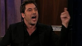 Video: Javier Bardem Interview on Jimmy Kimmel Live