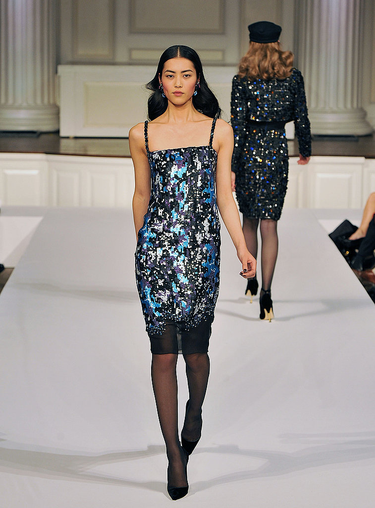 2011 Fall New York Fashion Week: Oscar de la Renta