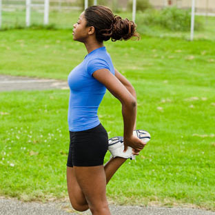 Stretching Before Running Doesn't Prevent Injury and May Make You Slower