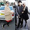 Pictures of Pregnant Emma Bunton and Myleene Klass at Celebrity Juice