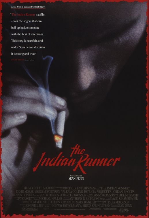 Viggo Mortensen in The Indian Runner