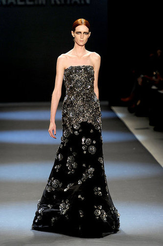 Fall 2011 New York Fashion Week: Naeem Khan