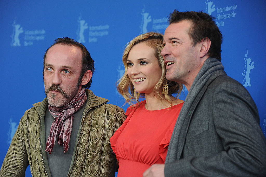 Diane Kruger Heads to Berlin to Support Unknown With Her Countrymen