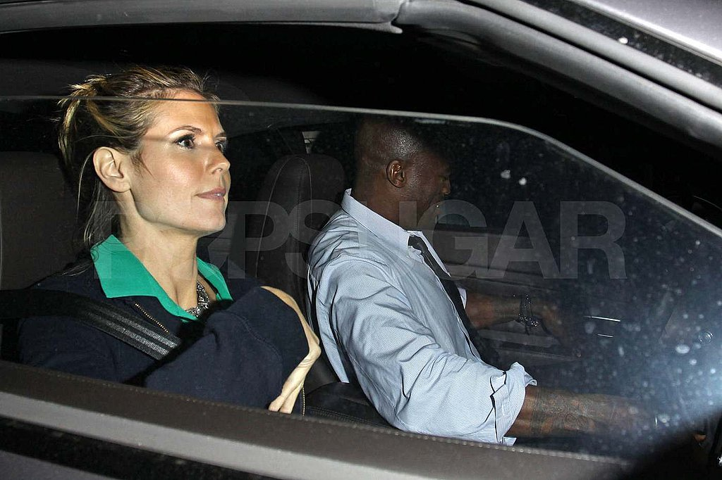 Cover Girl Heidi Klum Shares a Sweet Date Night With Seal and Day With Kids