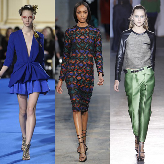 2011 Fall New York Fashion Week: 15 Top Trends To Try Now