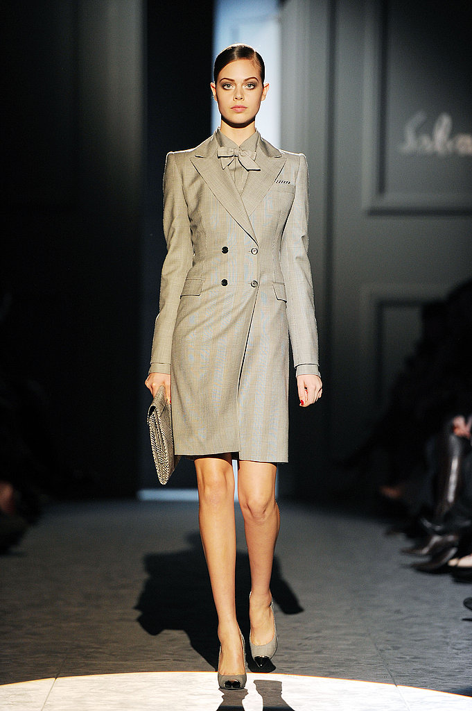 Salvatore Ferragamo Fall 2011