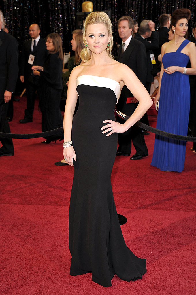 Reese Witherspoon in Armani Prive