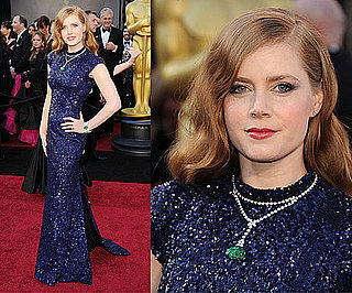 Amy Adams at Oscars 2011 2011-02-27 16:03:43
