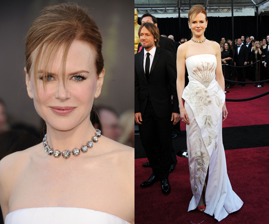 Nicole Kidman at the Oscars 2011