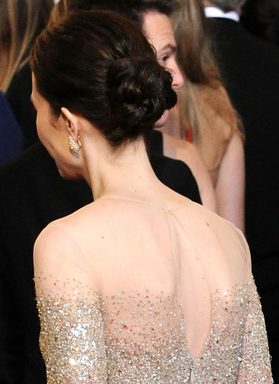 Mandy Moore From the Back