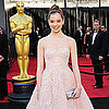 Pictures of Hailee Steinfeld on the Red Carpet at the 2011 Oscars 2011-02-27 15:48:16