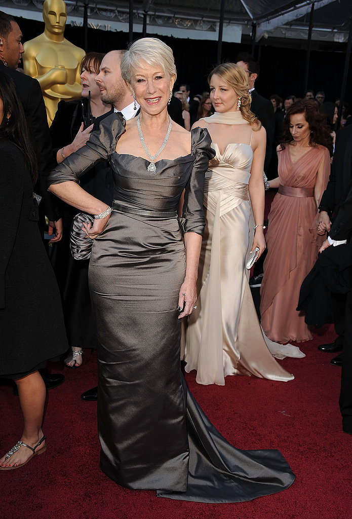 Ladies Red Carpet at the Oscars