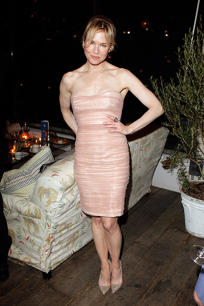 Taylor Swift, Emma Stone, Jennifer Lopez, and Nominees Party With Weinstein Pre-Oscars!