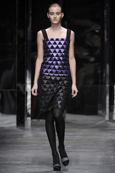 2011 Fall Milan Fashion Week: Versus