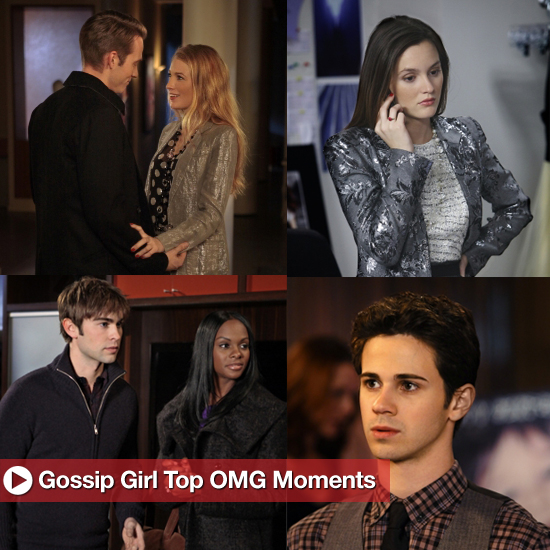 "Top OMG Moments From Gossip Girl Episode ""While You Weren't Sleeping"""