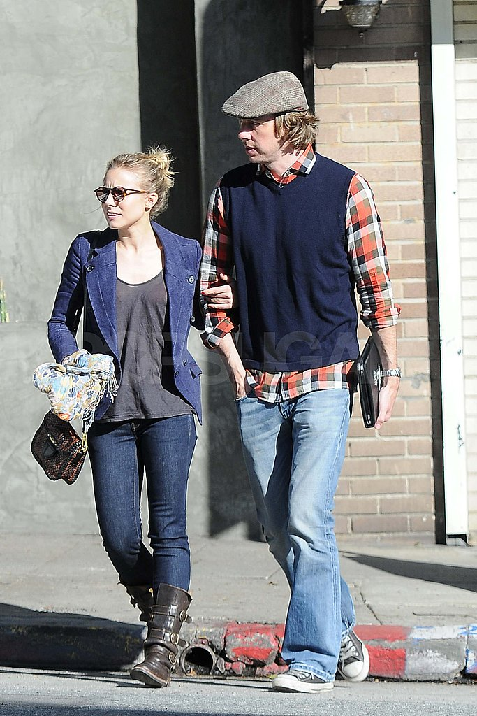 Kristen Bell and Dax Shepard Break From TV For a Brunch Date