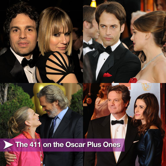 Information About the Spouses of 2011 Oscar Nominees
