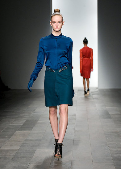 Fall 2011 London Fashion Week: Marios Schwab