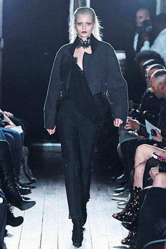 Fall 2011 London Fashion Week: Julien Macdonald