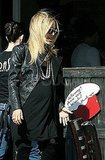 Rachel Zoe Dislays Her Big Bump During a Day Out With Family