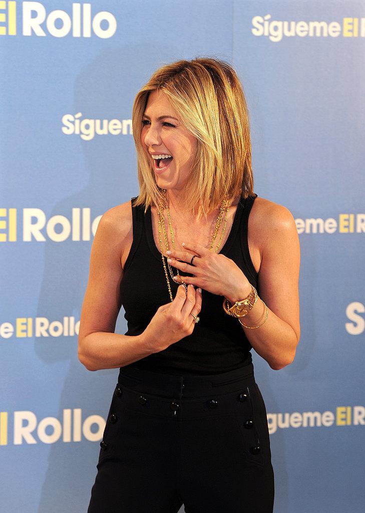Jennifer Aniston Chops Off Hair, Debuts Brand-New Bob — Wow!