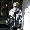 Pictures of Jessica Simpson Leaving the Gym in LA