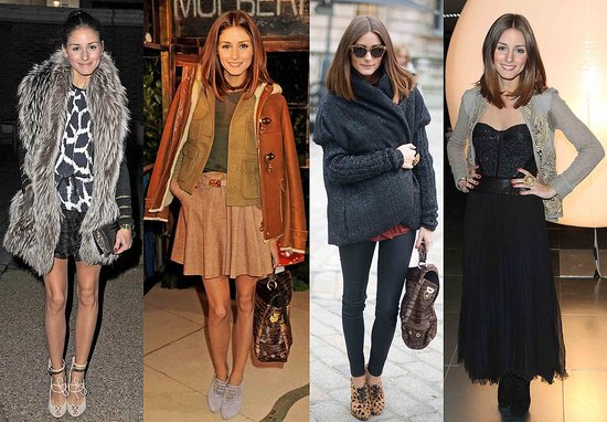 A Lesson in Super Styling Courtesy of Olivia Palermo at LFW