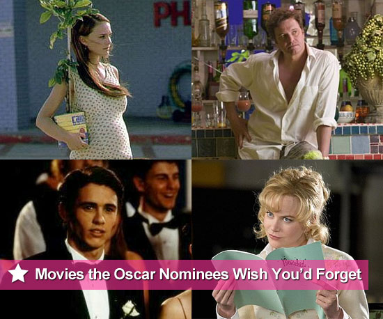 Oscar Hall of Shame: Movies the Nominees Wish You'd Forget