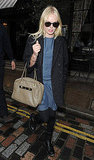 Kate Bosworth Makes Another Stylish Appearance in London