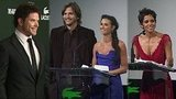 Video of Halle Berry, Kellan Lutz, Ashton Kutcher, Demi Moore at Costume Guild Awards