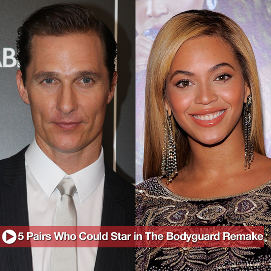 5 Actor Pairs Who Could Star in The Bodyguard Remake