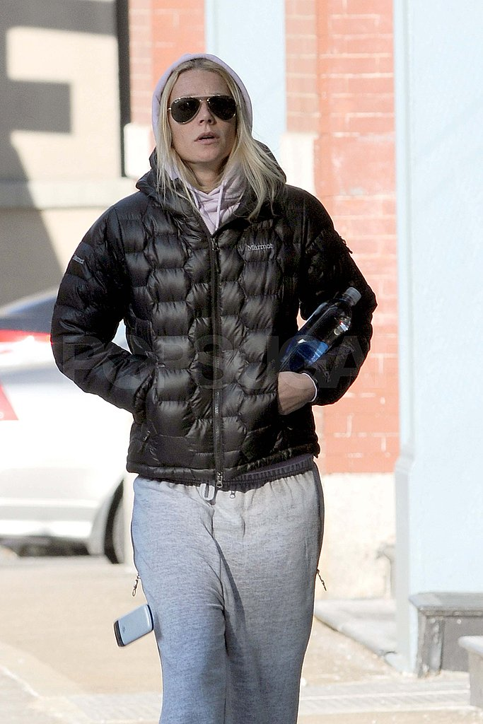 Gwyneth Paltrow Breaks a Sweat Ahead of Her Oscars Performance