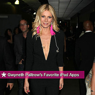 Gwyneth Paltrow's Favorite iPad Apps