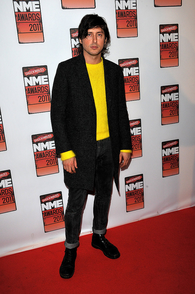 Kate Moss and Alexa Chung Rock Out at the NME Awards