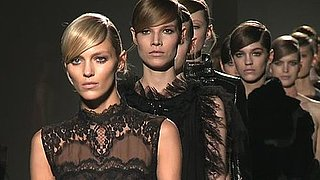Alberta Ferretti Fall 2011 Collection Milan Fashion Week