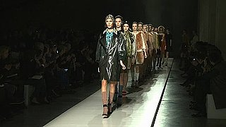 Prada Fall 2011 Runway at Milan Fashion Week