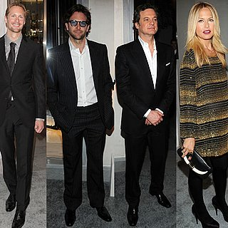 Pictures of Colin Firth, Bradley Cooper, Alexander Skarsgard, Rachel Zoe, and More at Tom Ford's LA Store Opening