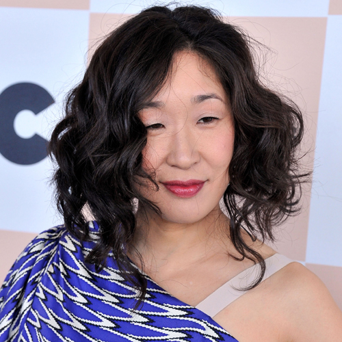 Sandra Oh at the Independent Spirit Awards 2011