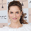 Amanda Peet at the Independent Spirit Awards 2011