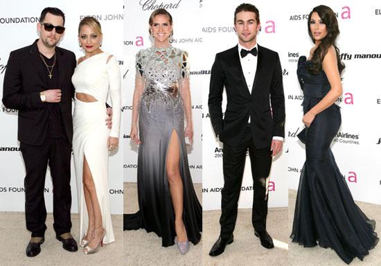 Nicole, Joel, Heidi, Vanessa, and More Hit Elton's Annual Oscars Party