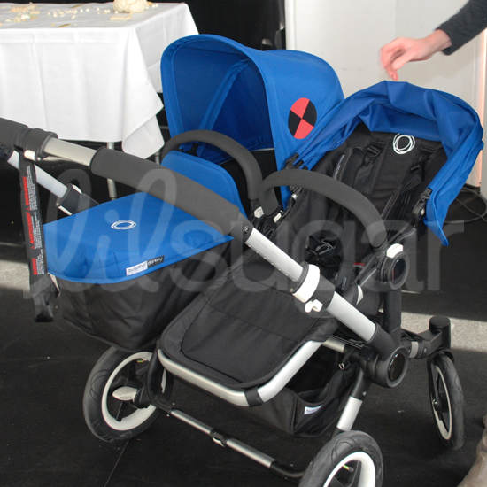"Bugaboo's ""Donkey"" Double Stroller Packs a Double Punch"